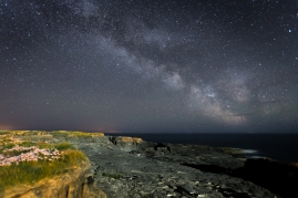 Hook Head Milky Way