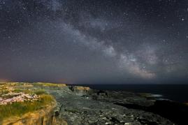 Hook Head Milky Way