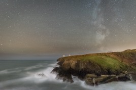 Tramore under the stars