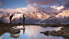 Photo Group Alps
